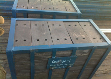 Crusher dragen delen / Concaves en mantels voor cone Brekers
